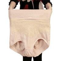 3fcbec51b 5XL Plus Size Ladies Underwear Woman Panties Underwear Womens High Waist  Tummy Control Body Shaper Briefs