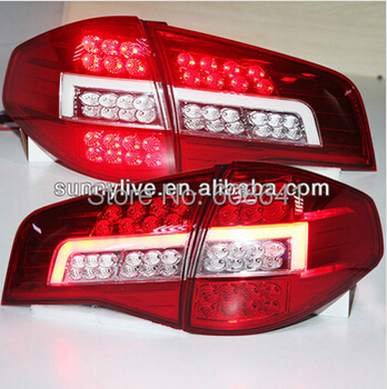 For Renault Koleos LED Tail Lamp 2011 year WH