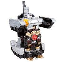 RC деформации игрушка робот и бак развивающие игрушки может Танцы пение робота rc преобразования фигурку танка игрушка для малыша лучший GIF