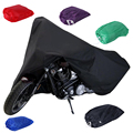 Rambowill Multi-Color L/XXL/XXXL Waterproof Outdoor UV/Dust Protector Bike Rain Dustproof Cover For Motorcycle Scooter Motocross