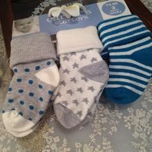 Children Socks For Spring/ Autumn Newborn boy and girl Cotton Sock With Soft Materials 3 Pairs / Lot