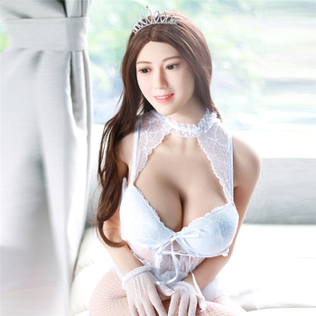 Newest! 165cm Smiling Angel Super Big Breast Lifelike Realistic Sex Doll Long Legs Perfect Sex Partner For Man