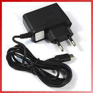EU AC Power Adapter Charger Fo