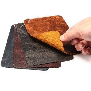 Image 3 - 수제 전화 커버 아이폰 11 프로 최대 12 6S 7 8 플러스 지갑 플립 케이스 아이폰 XS 맥스 X xr에 대한 고급 정품 가죽 케이스