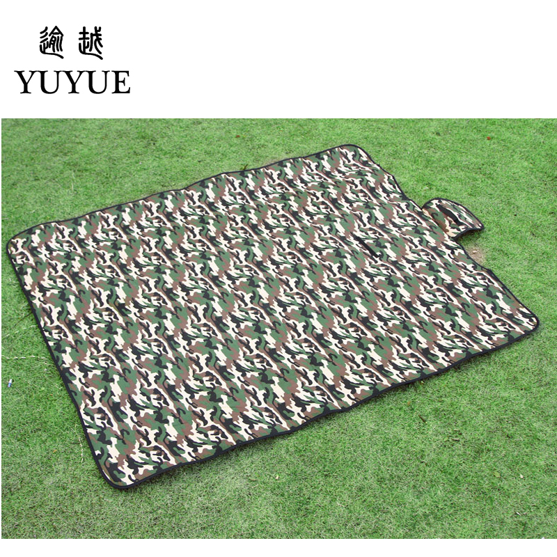 150*180cm camouflage picnic mat for the beach mattress picnic camping mat for outdoor BBQ camping picnic for military use 5