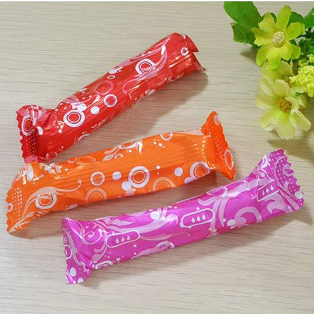 3 Boxes 48Pcs Pearl Plastic Menstrual Anion Tampon For Women Sanitary Napkin Towel Applicator Feminine Hygiene Product 9