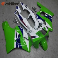 Custom ABS fairing for ZXR 400 91 96 ZXR400 1991 1992 1993 1994 1995 1996 motorcycle plastic kit order+green