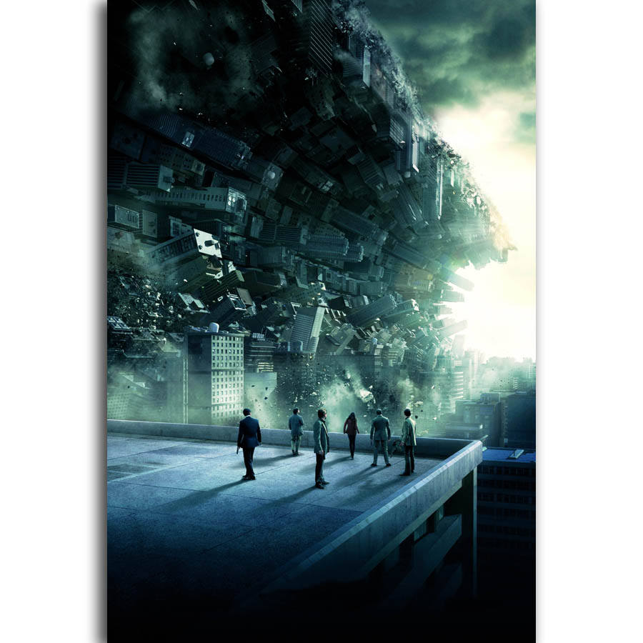 Inception The Dream Is Real Large Movie Poster Canvas Or Photo 24X36 20X30