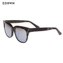 Women Sunglasses high quality Frame Anti UV SunGlasses Mirro