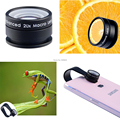 Apexel 20 sets wholesale Detachable HD 20X Super Macro lens for iPhone 6 6plus 5S 4S for Samsung Galaxy S4 Note 4 3 APL-20XM