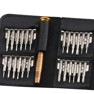 Image 3 - Etmakit 25 pièces tournevis Mini réparation précision outil Kit ensemble Portable pour téléphone Portable lunettes ordinateur Portable montre nk shopping