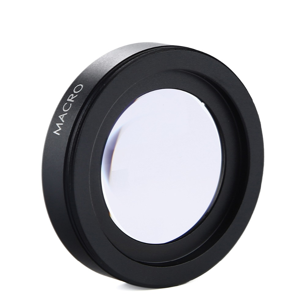 58MM FHD 0.35x Fisheye Macro Wide Angle Camera Lens Multi-Coated Blue Layers Lenses For Nikon d3300 Canon 6d 600d Fujifilm DSLR 8