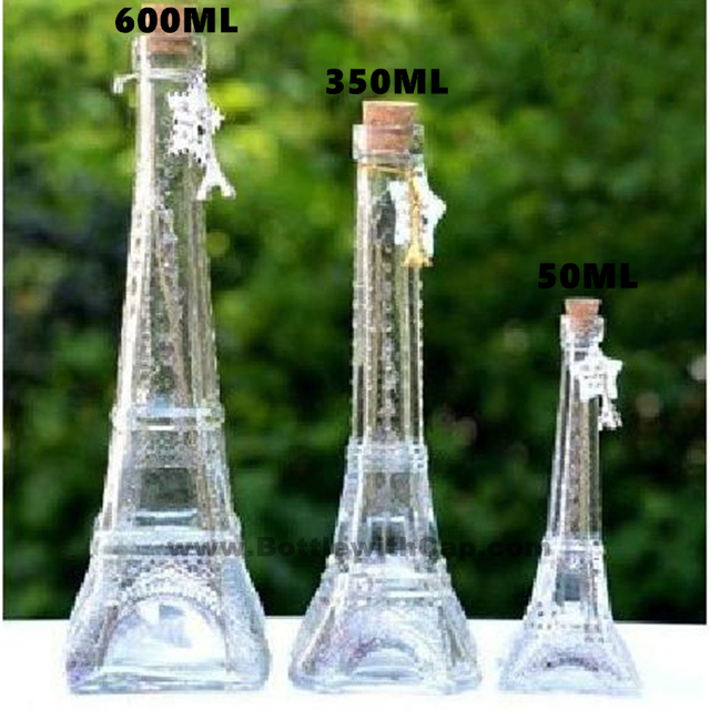 Aliexpress Buy 5600ml The Pagoda Vase Glass Bottle Paris