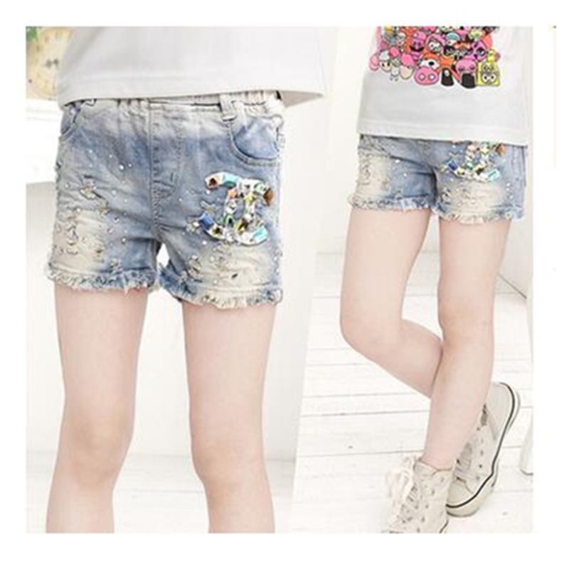 Online Get Cheap Girls Shorts Denim -Aliexpress.com | Alibaba Group