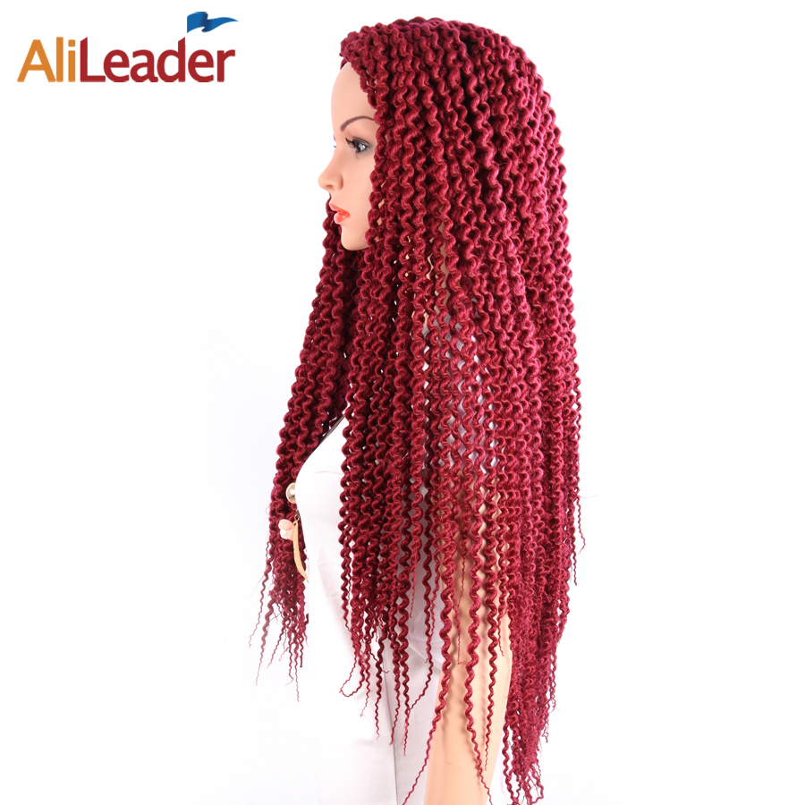 Jamaica Hair Color: AliLeader 12 22 Inches Freetress Jamaican Bounce Crochet
