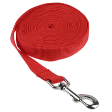 KSOL Red 20FT Long Dog Puppy Pet Puppy Training Obedience Lead Leash