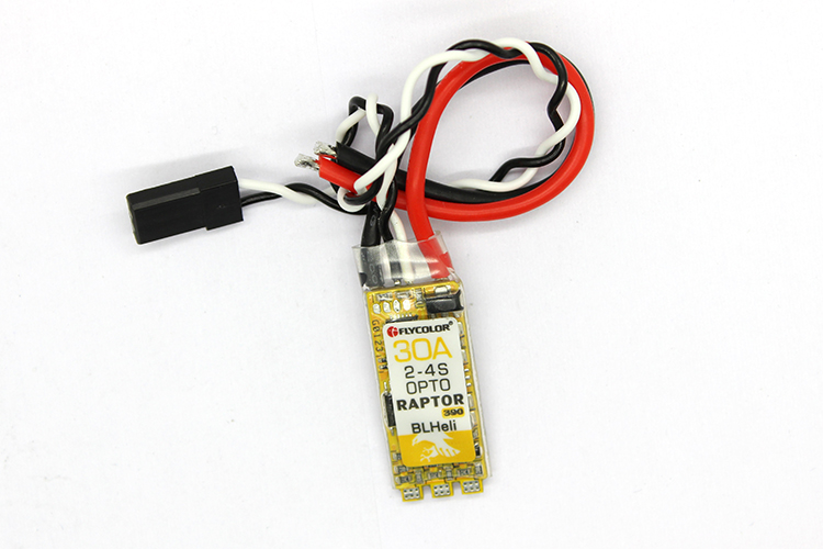 Flycolor Raptor 390 20A/30A OPTP ESC W-FW030004-B1B1 for Racing FPV RC Quadcopter Drone F19697/8