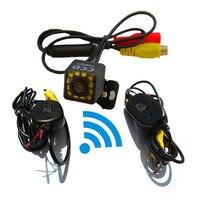 Wireless Rear View Camera Car Styling CCD Waterproof Backup Night Vision Car Rear View Parking Camera