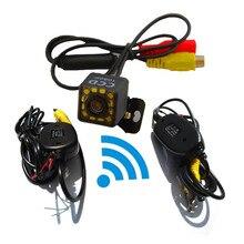 Wireless Rear View Camera Car Styling CCD Waterproof Backup Night Vision Car Rear View Parking Camera Kit for Kia Opel Nissan