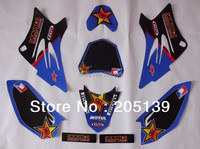 motocross motocicleta sportster TTR 50 3M emblems graphics kit decals STICKER for YAMAHA motorcycle MOTO DIRT PIT BIKES TTR50