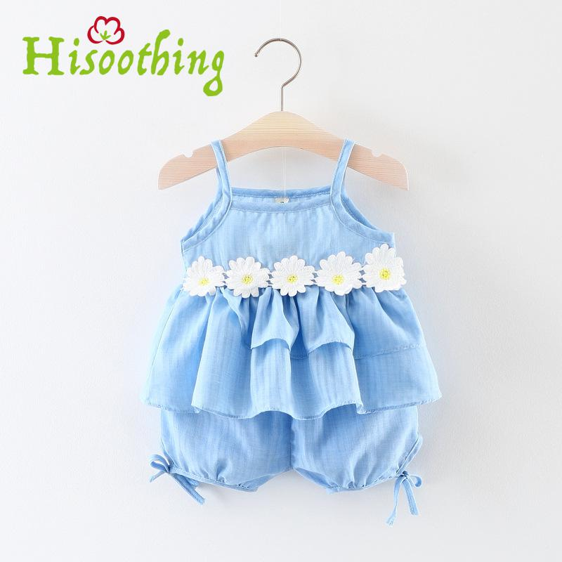 New Baby Girls Sling Ball Dresses Knit Cotton Mesh Vest Ballet Tutu Dress Summer Girl Party Dresses shorts suits baby clothe Set ...