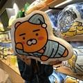 1pc 50cm  Korea  kakao friends plush pillow cartoon printing pillow super adorable rabbit doll for kidz girl gifts free shipping