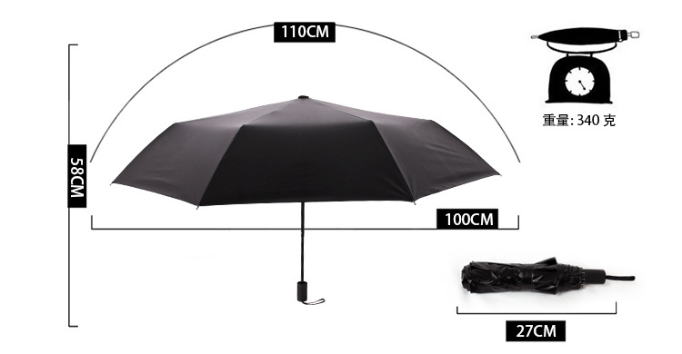 estrelado encantos chuvosos guarda-chuva dobrável guarda-chuva uv