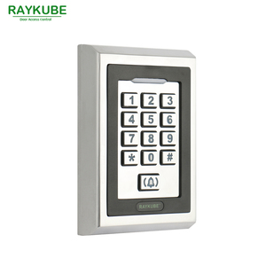 Image 5 - RAYKUBE Electric Magnetic Lock Access Control System Kit 180KG/280KG + Metal FRID Keypad Door Lock