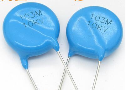 5PCS 10KV 103M Ceramic Capacitor 10KV103 10NF High Voltage Ceramic Capacitors 10NF Capacitance
