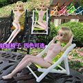 Free shipping Beach chair Doll furniture doll accessories for Blyth Momoko, Licca, OB, Azone Dol forl 1/6 doll