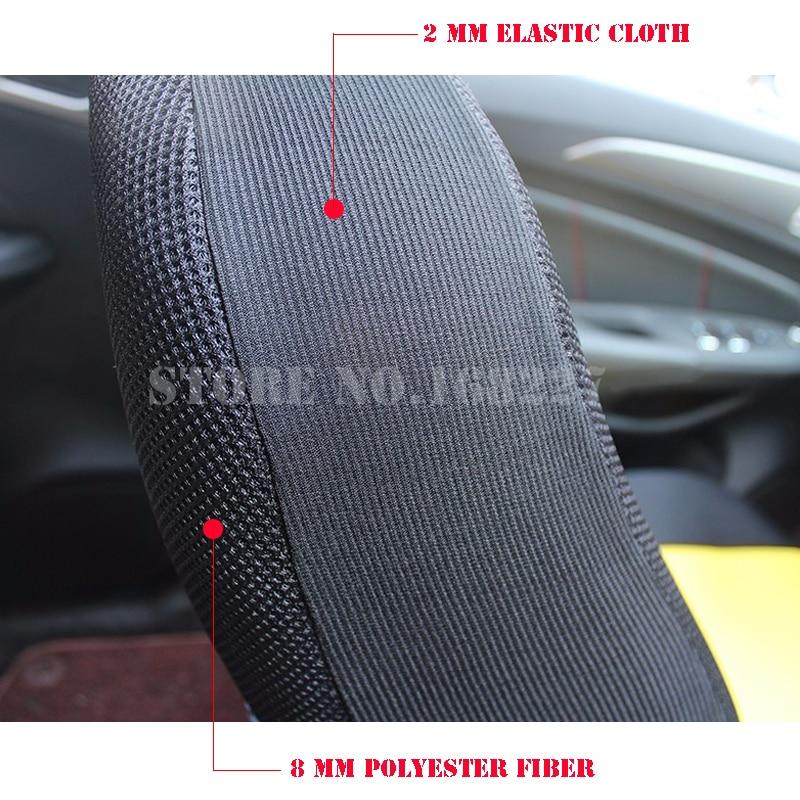 Yuzhe Universal fundas de asiento de coche Para Suzuki Swift Wagon - Accesorios de interior de coche - foto 4
