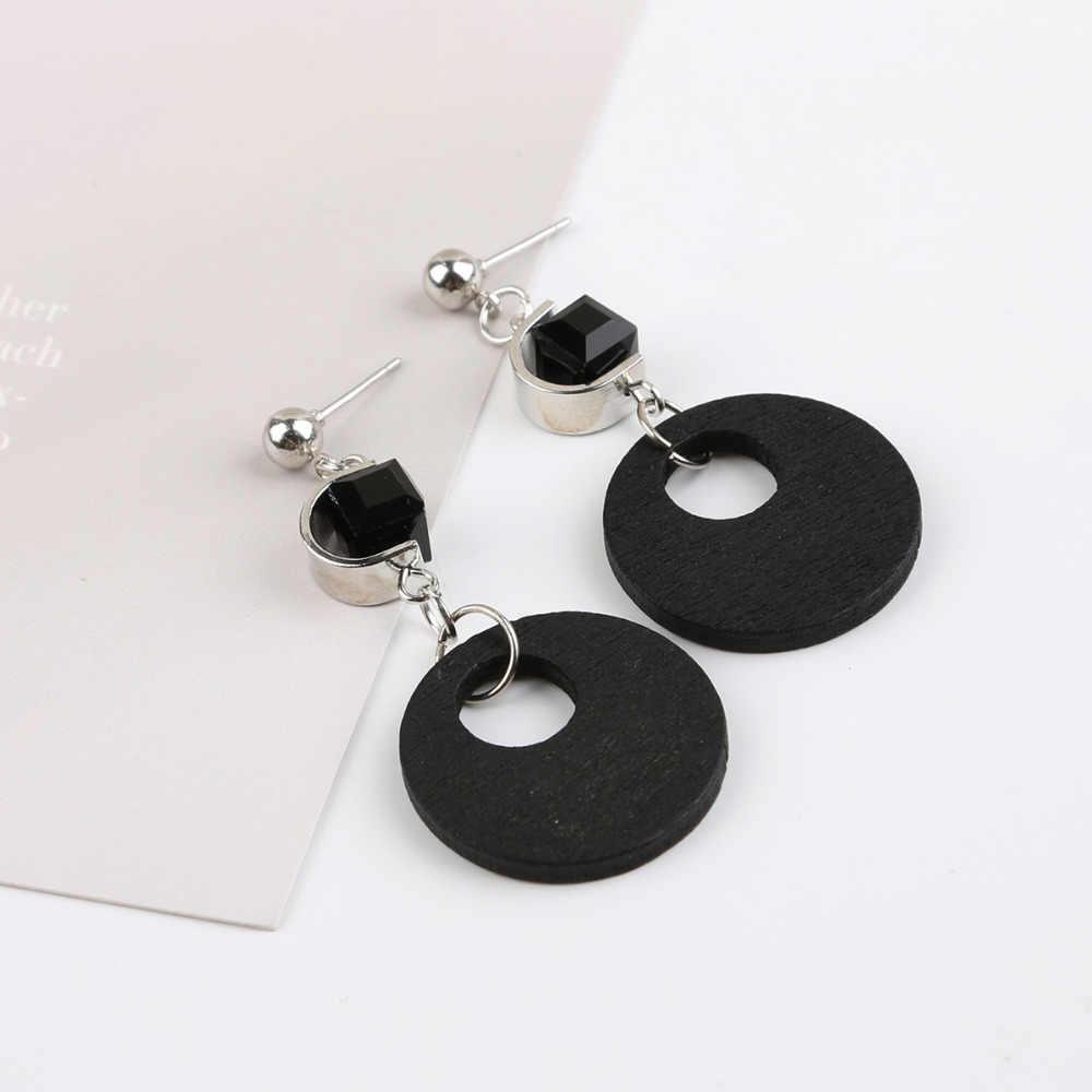 Двойное круглое отверстие/полукруглый C Форма родий/позолоченный металл подвески для серьги ожерелье ювелирные украшения поиск решений