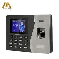 Biometrische fingerprint anerkennung PT600 zeit teilnahme günstigste finger print zeit uhr mit freier software-in Fingerabdruck-Erkennungsgerät aus Sicherheit und Schutz bei