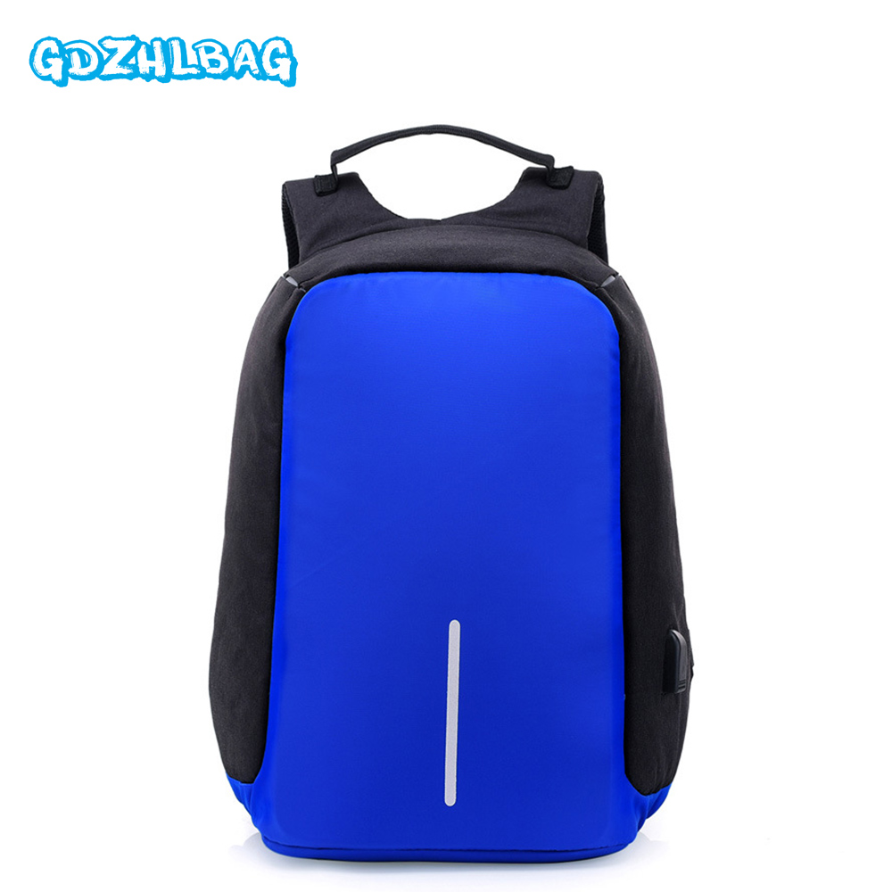 USB Anti theft Backpacks Women Charge Backpack 2018 Computer Bag 15.6 Inch Female Laptop Bags Male Casual Travel backpack B163 sopamey usb charge men anti theft travel backpack 16 inch laptop backpacks for male waterproof school backpacks bags wholesale