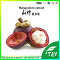 100% Pure Natural mangostana fruit Extract Mangosteen Extract  200g/lot