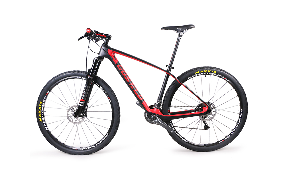 2017 Newest Costelo SOLO 2 Carbon Bicylce 27.5er 29er MTB Bike Cycling Frame Mountain Complete Bike With Original Groupset