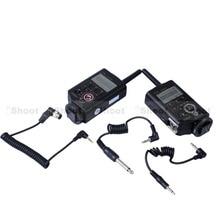 i TTL Wireless Flash Trigger for Nikon SB910 SB900 SB700 + Remote Control Shutter Release Cord Cable for D300 D300S D700 Camera