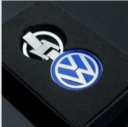 Горячая продажа! бесплатная доставка! нержавеющая Сталь автомобилей Key chain кольца автомобильные аксессуары Для Volkswagen tiguan CC polo GTI