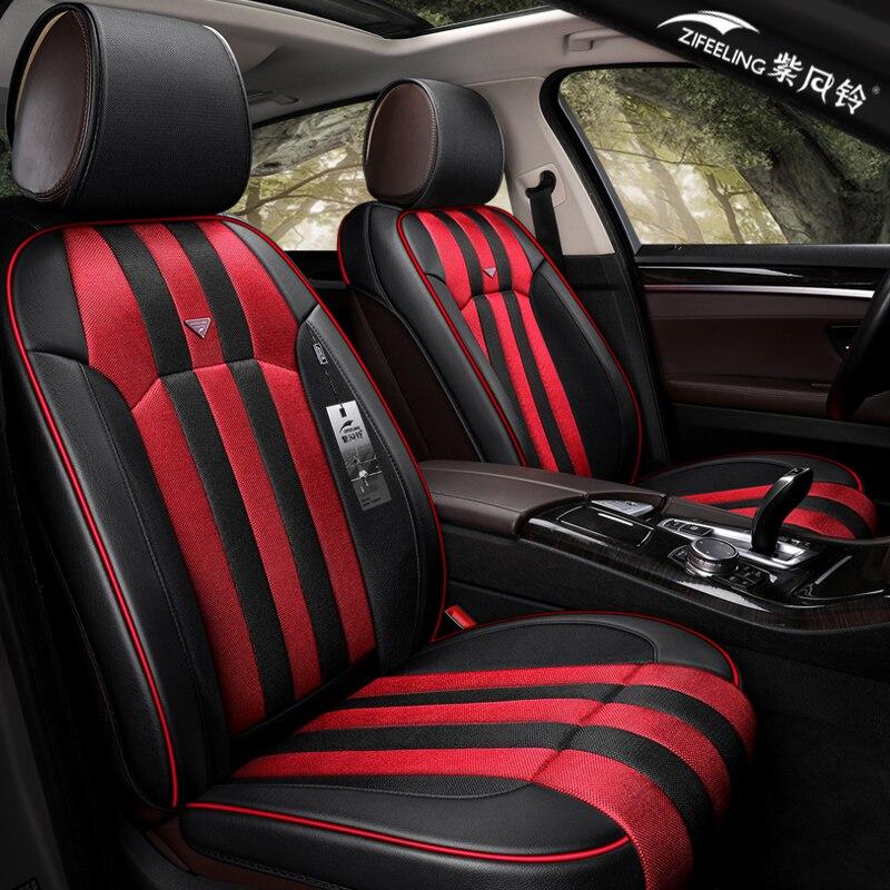 Coussin de voiture Ventilation sièges de voiture de massage chauffants pour Ford Edge Mondeo Ecosport Focus Fiesta Series
