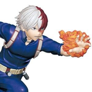 Image 2 - Tronzo Mein Hero Wissenschaft Action Abbildung Boku keine Hero Wissenschaft Midoriya Izuku Bakugou Katsuki Todoroki Shoto PVC Modell Puppe Spielzeug