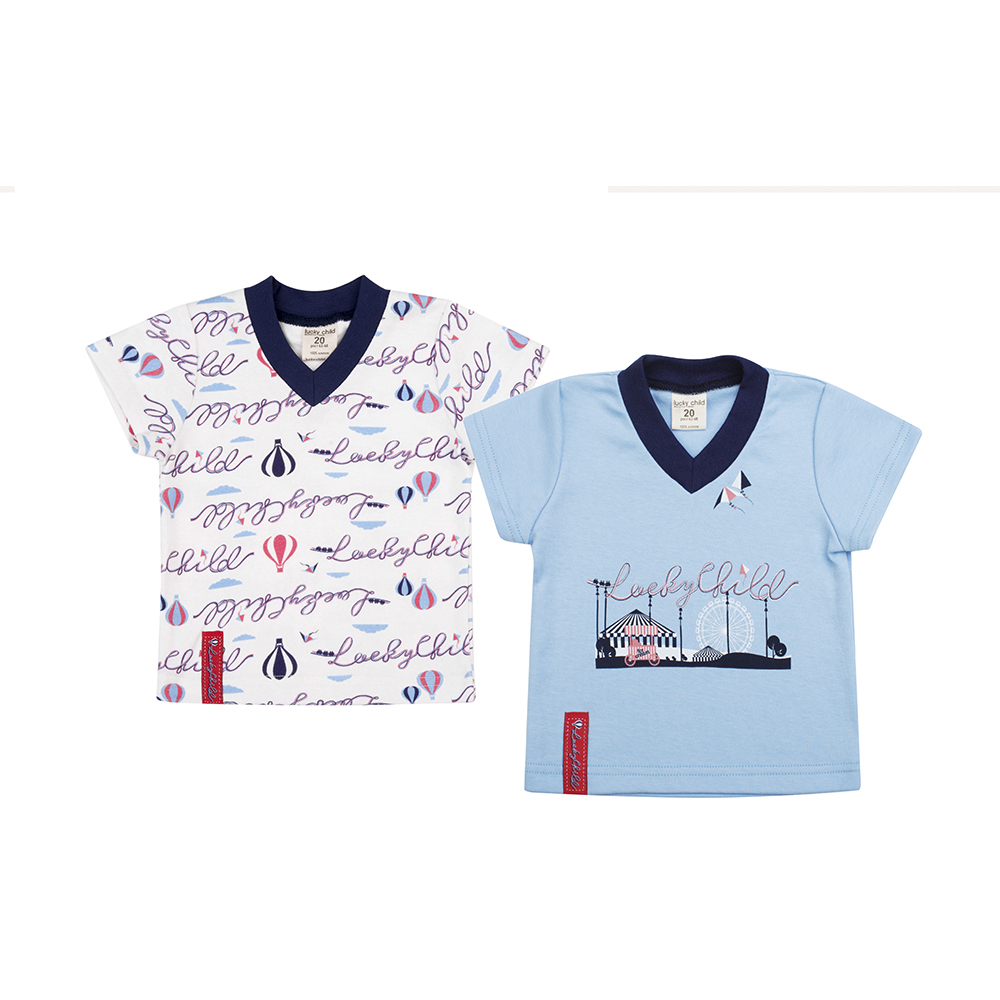 T-Shirts Lucky Child for boys 35-26 (24M-8T) T Shirt Children clothes t shirts lucky child for girls 54 12 56 26 shirt children clothes