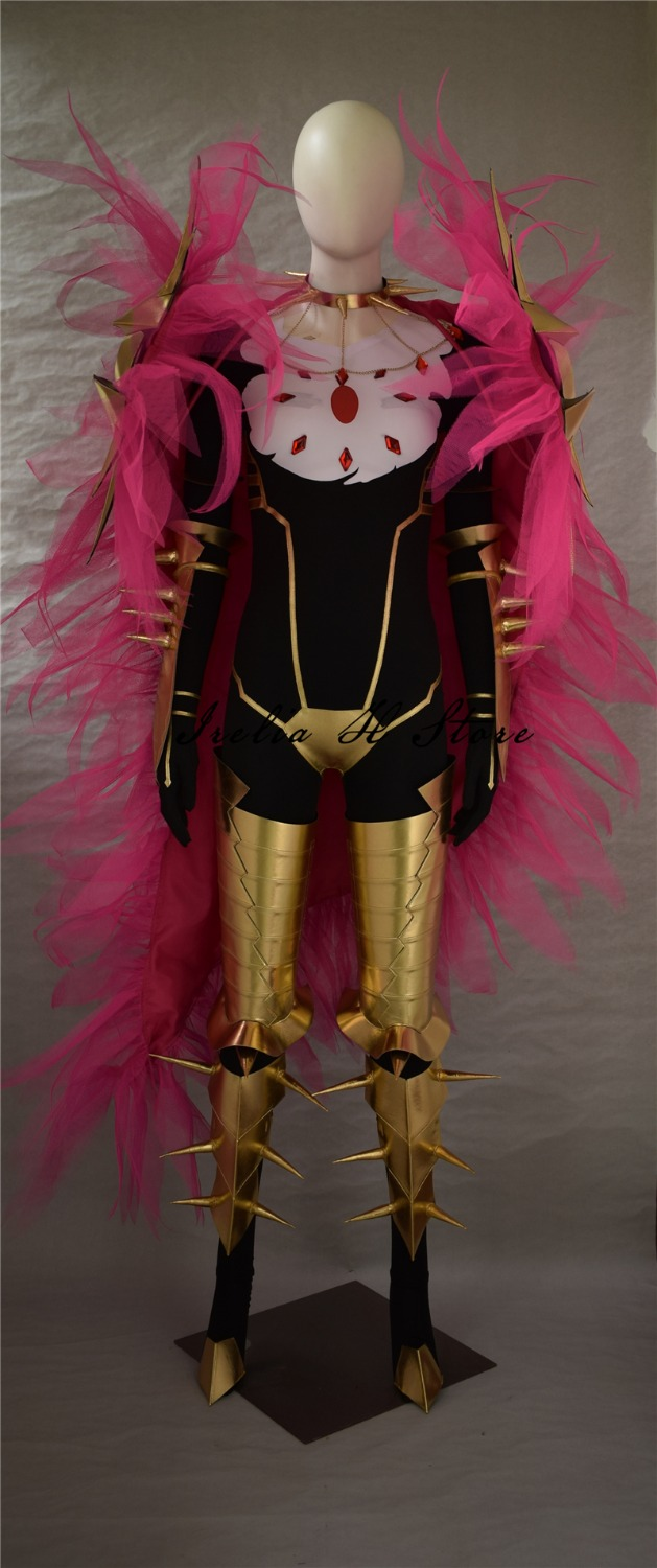 Karuna FGO Cosplay Fate/Grand Order Karna  cosplay costume Full Set custom made halloween costumes gift 1