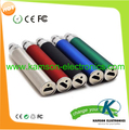 Preço de fábrica cigarro eletrônico 5pin micro USB inferior e superior carga Evod repasse bateria