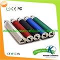 Precio de fábrica 5 pin micro USB inferior y superior de carga Evod Passthrough batería