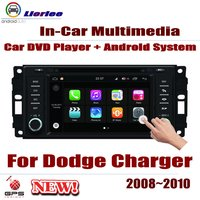 Car Radio DVD Player GPS Navigation For Dodge Charger 2008~2010 Android HD Displayer System Audio Video Stereo In Dash Head Unit