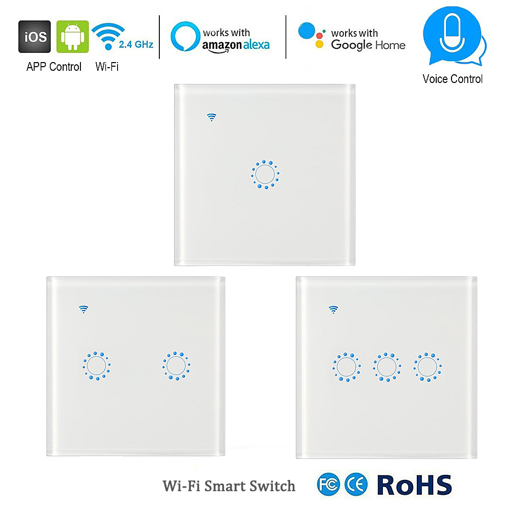 ᗗWiFi enchufe de Reino Unido, smart Power Socket Outlet con Control ...