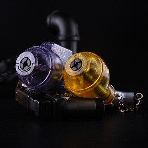 Image 3 - Компактная Бутановая струйная зажигалка, турбозажигалка, ветрозащитная распылительная Зажигалка 1300 с, без газа, бутылка для вина