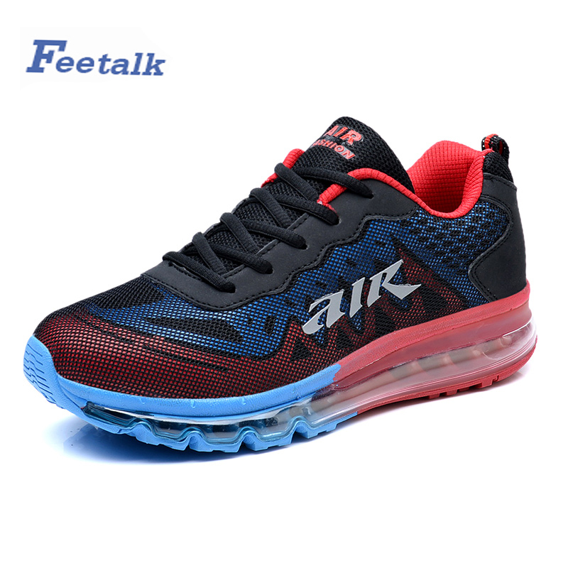 2017 air mens running shoes cushioning breathable Massage Sneakers for male sport shoes new male athletic outdoor buty sportowe  2017 mens running shoes breathable male outdoor walking sport shoes new man athletic sport sneakers for adults