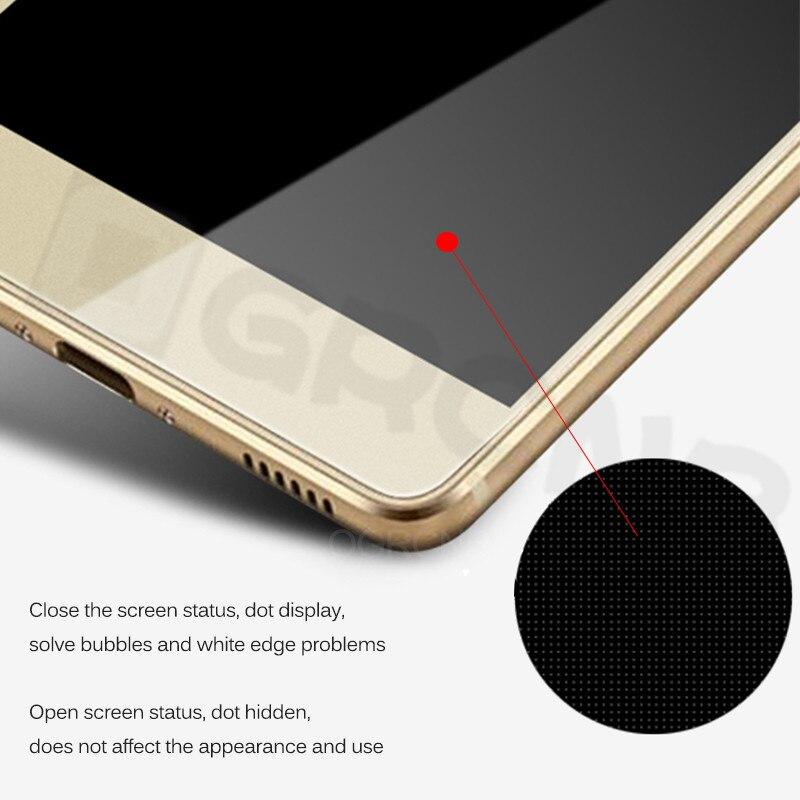 2.5D Закаленное Стекло для Huawei Honor 8 9 Lite Полное покрытие Экран протектор Плёнки для Huawei p9 P10 lite плюс Стекло защита