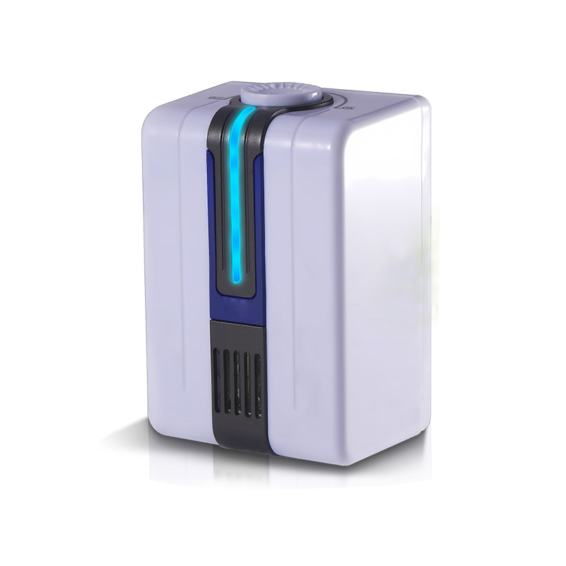 Portable Negative Ion Air Purifier Ozonator Air Cleaner Oxygen Bar Purify Air Kill Bacteria Virus Ionizer